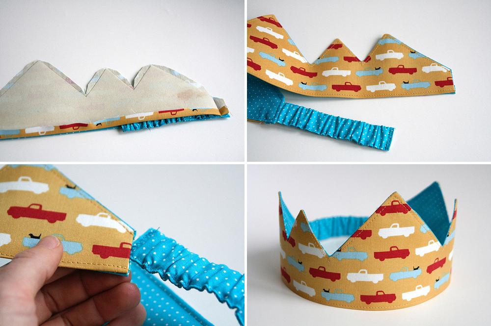 DIY как сделать корону