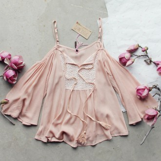весна в розовом