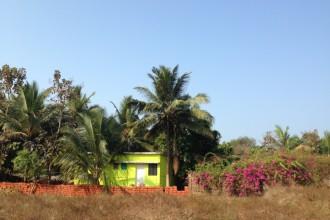 Гоа с ребенком. 5 способов найти жилье в Индии