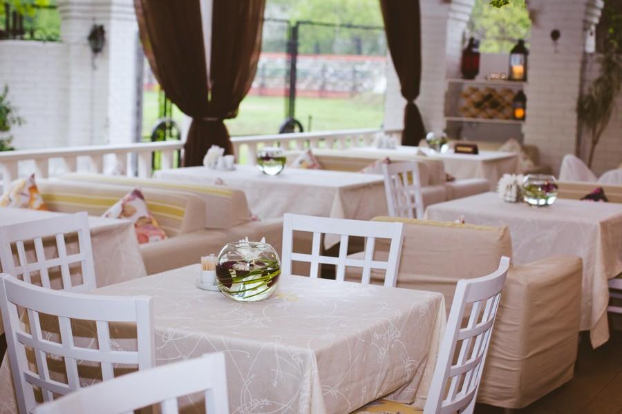 Открытие летней веранды Bodrum Lounge Bar