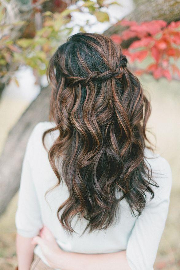 идеи причесок на длинные волосы 2015