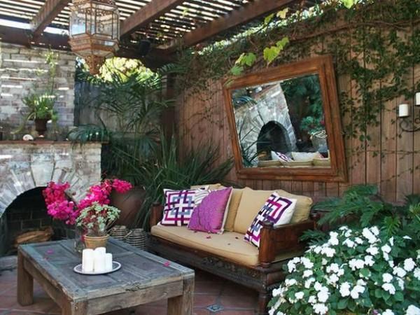 Как сделать на даче красиво и уютно не как у всех