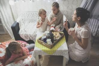 семья месяца Hipsta Mama