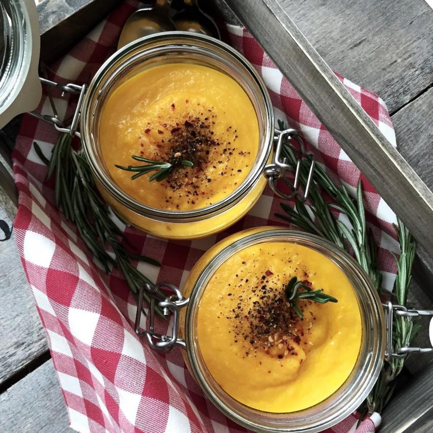 рецепт морковно-яблочного супа