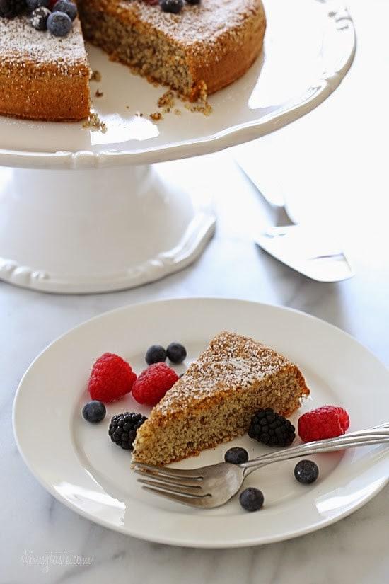 ореховый пирог рецепт