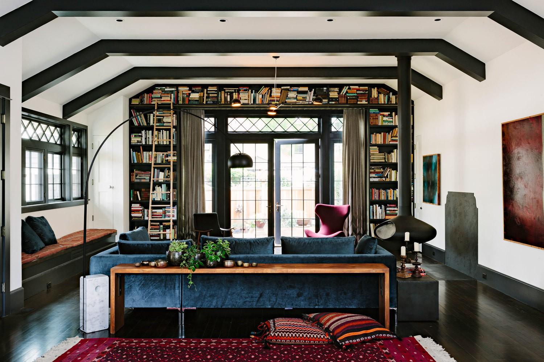 Дом-библиотека