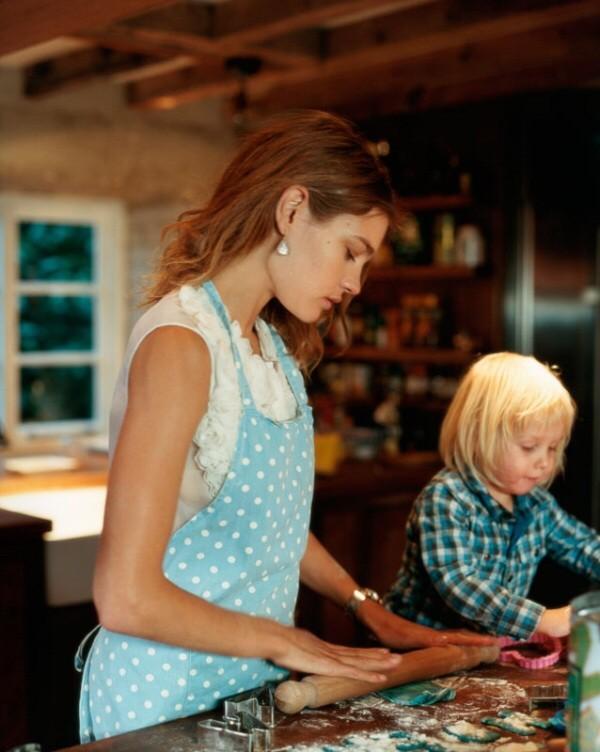 Здоровое питание в семье начинается с мамы