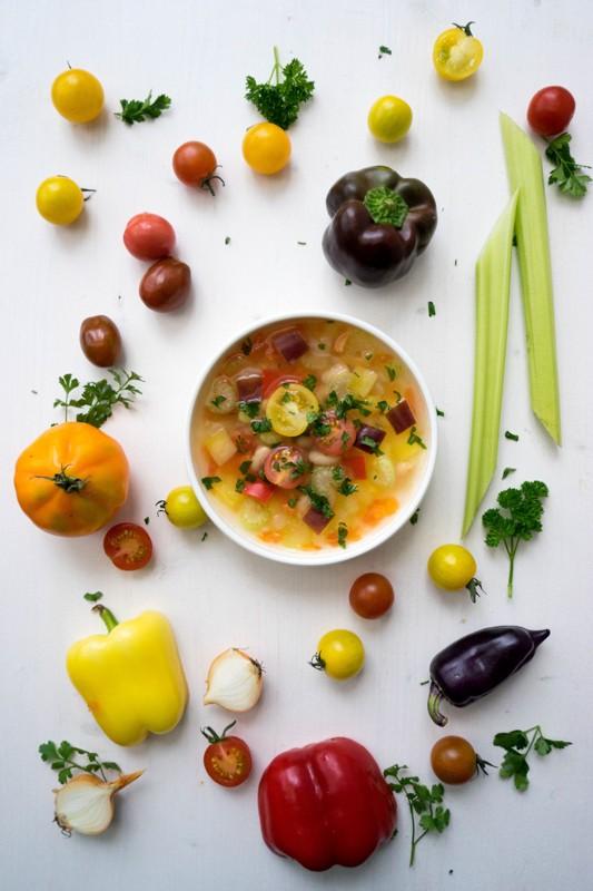 Просто и полезно: готовим детские супы