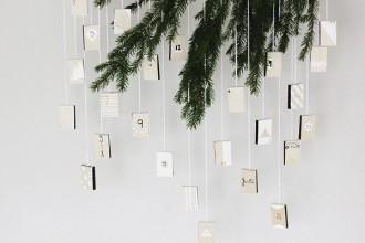 33 лучшие идеи адвент-календаря
