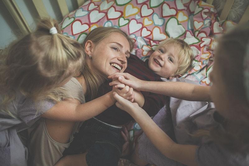 Семья месяца. Ирина Гаврилова: успеваешь меньше, но становишься счастливее.