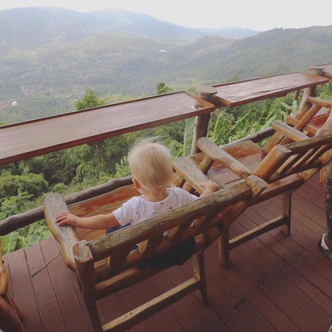 как путешествовать с детьми, Тайланд с детьми