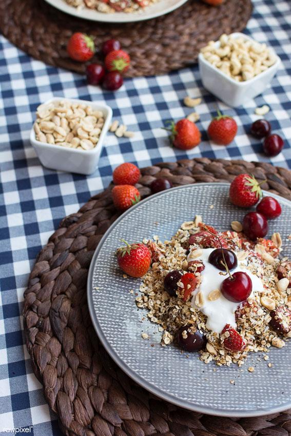 10 идеальных завтраков на скорую руку