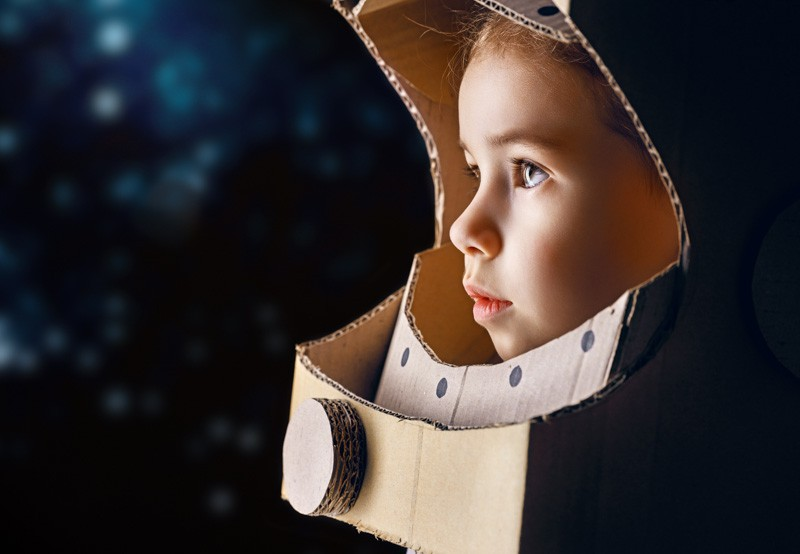 Поехали! 5 детских книг о космосе