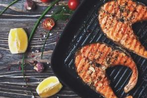 Правильный маринад для рыбы
