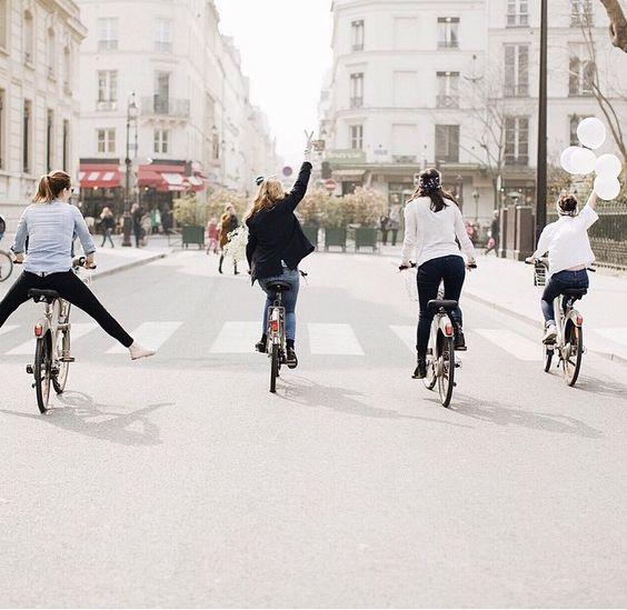 10 Лучших городов для велопрогулок