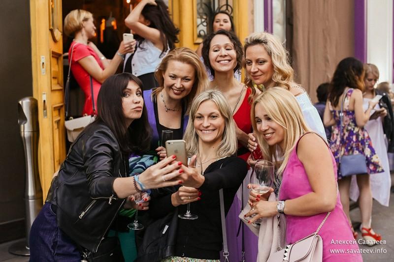 Вечеринка SelfMama, Party! прошла в Москве