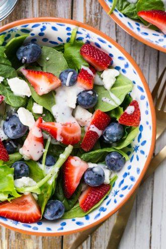 Летние рецепты в мисках и банках на завтрак, обед и ужин