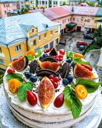 вкусный домашний торт своими руками, простой рецепт вкусного торта