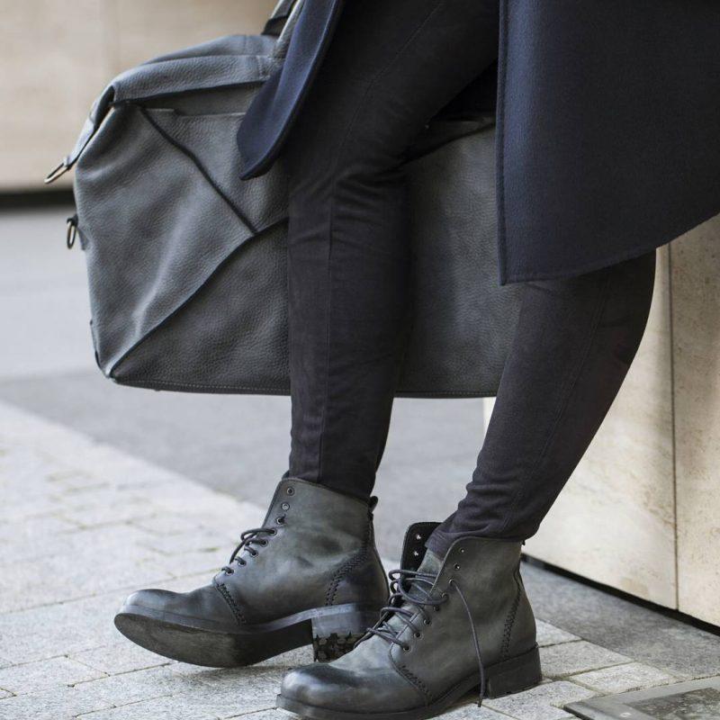 зимние ботинки mislistudio российские дизайнеры