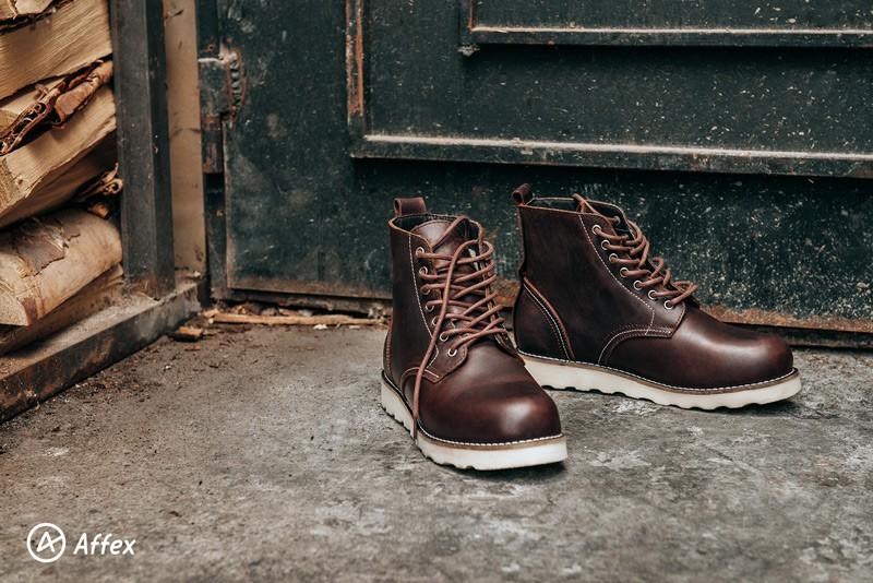 ботинки affex российские дизайнеры