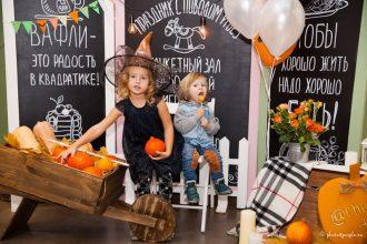 Нестрашный Halloween в Петербурге – как это было…