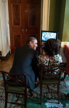 Хроники Белого Дома: Обама - классный!