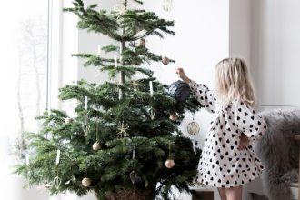 новогодний декор для детской, как украсить детскую к Новому году