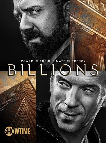 Сериал Миллиарды 2016
