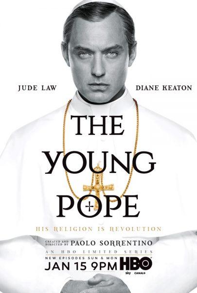 Сериал Молодой Папа 2016 с Джудом Лоу, отзывы
