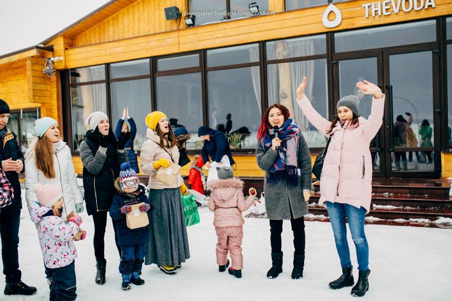 Hipsta Mama Ice Party в Воронеже