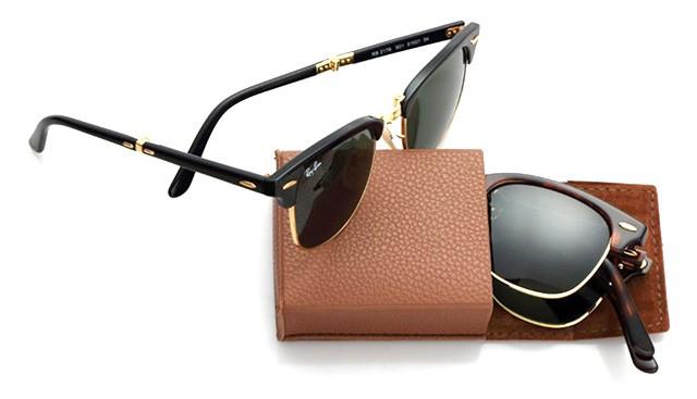 очки ray ban складные, что подарить мужу на 23 февраля, подарок на 23 февраля