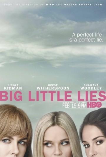 Большая маленькая ложь 2017, новые сериалы 2017, новинки сериалов, что посмотреть из сериалов 2017
