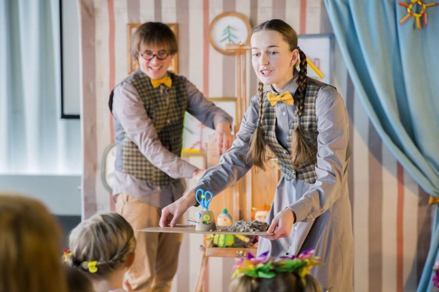Пятый фестиваль независимых театров для детей Карабас