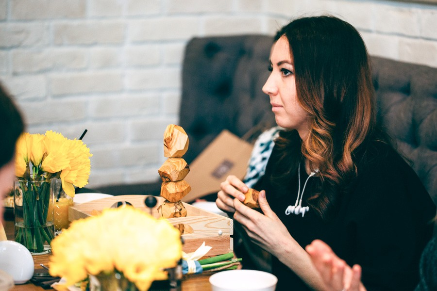 Московский мартовский завтрак с Хипста Мамой. Отдыхаем и выдыхаем