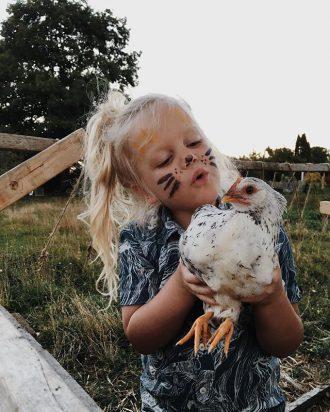 во что играть с ребенком