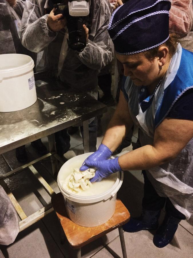 экскурсия на фабрику мороженого Чистая Линия