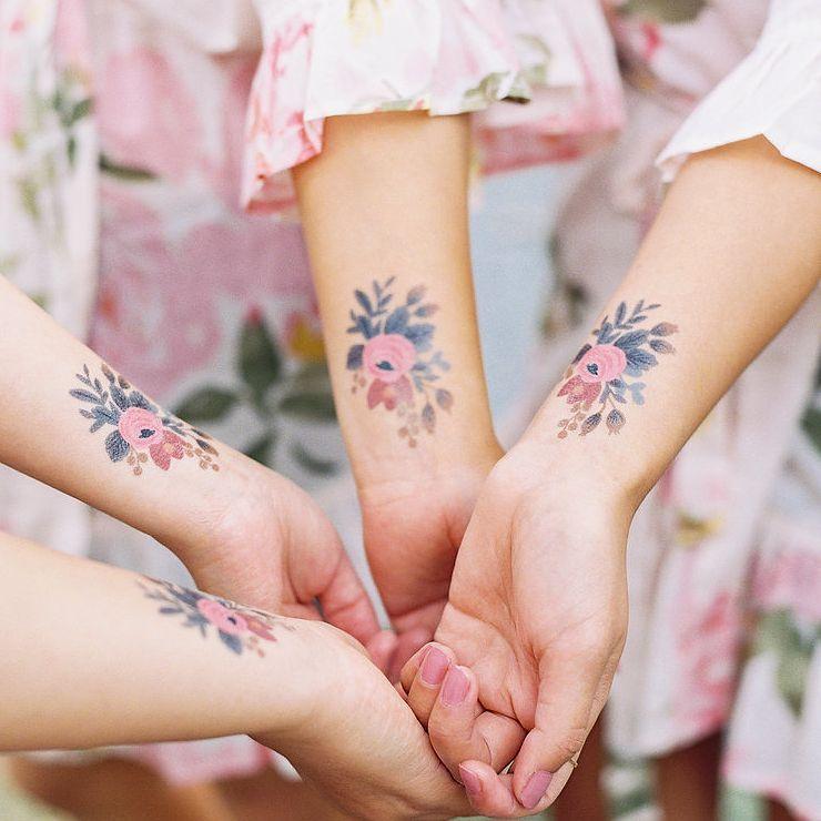 Новый тренд: ароматизированные тату