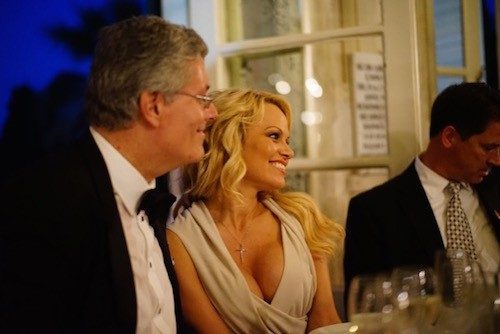 фальшивый принц Черногории и Памела Андерсон
