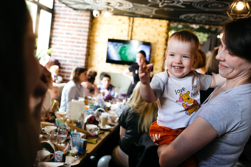 Чем правильно кормить детей? Московский завтрак Хипста Мамы