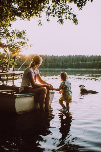 Интенсивное родительство или как не убиться развитием ребенка