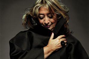 Заха Хадид, женщина архитектор