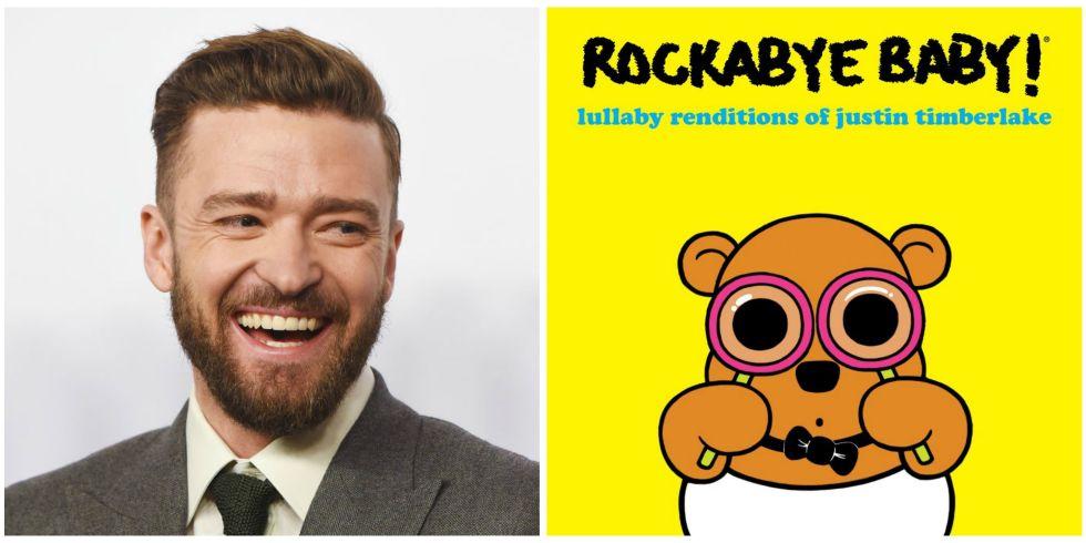 Justin Timberlake Rockabye Baby lullabies