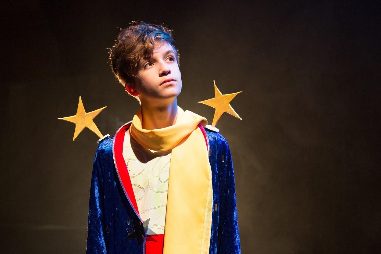 Премьера циркового шоу-мюзикла «Маленький принц»