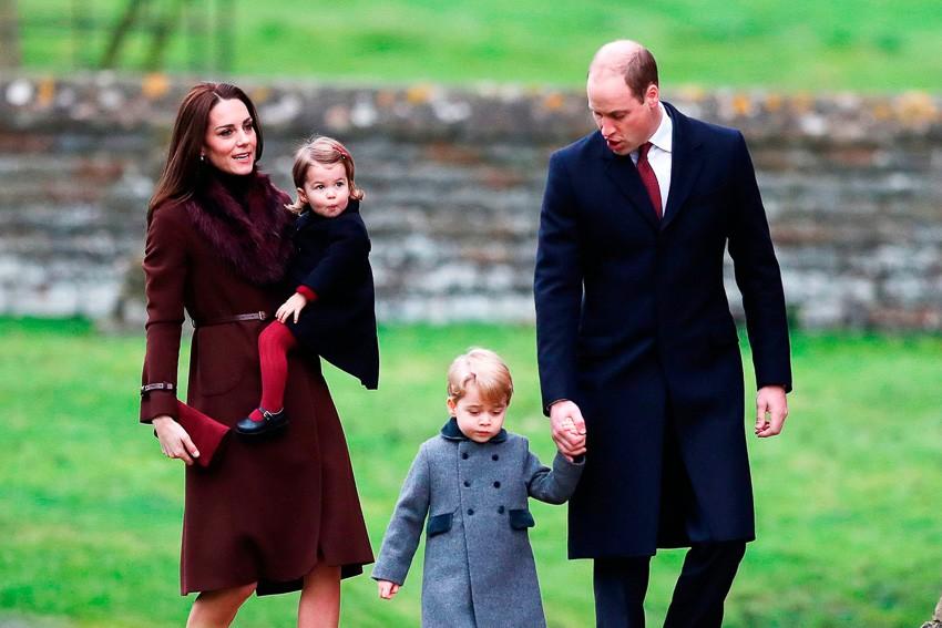 Принц Уильям и Кейт Миддлтон ожидают третьего ребенка