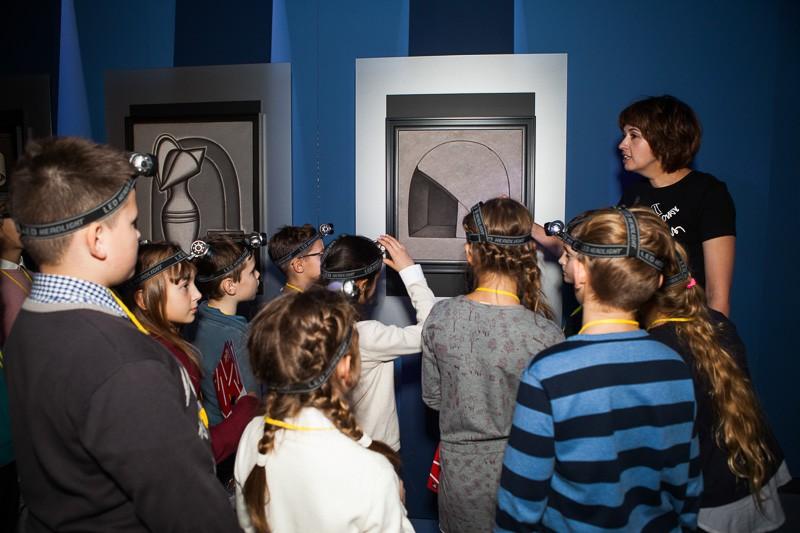 Квест в музее. Проверено детьми