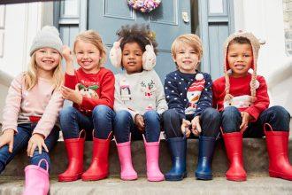 Как не замерзнуть по дороге на детский праздник?