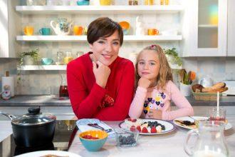 Телеканал «Карусель» представляет новый кулинарный проект с Туттой Ларсен