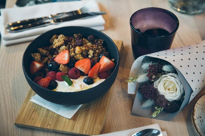 Hipsta Mama Breakfast с видом на Лондон