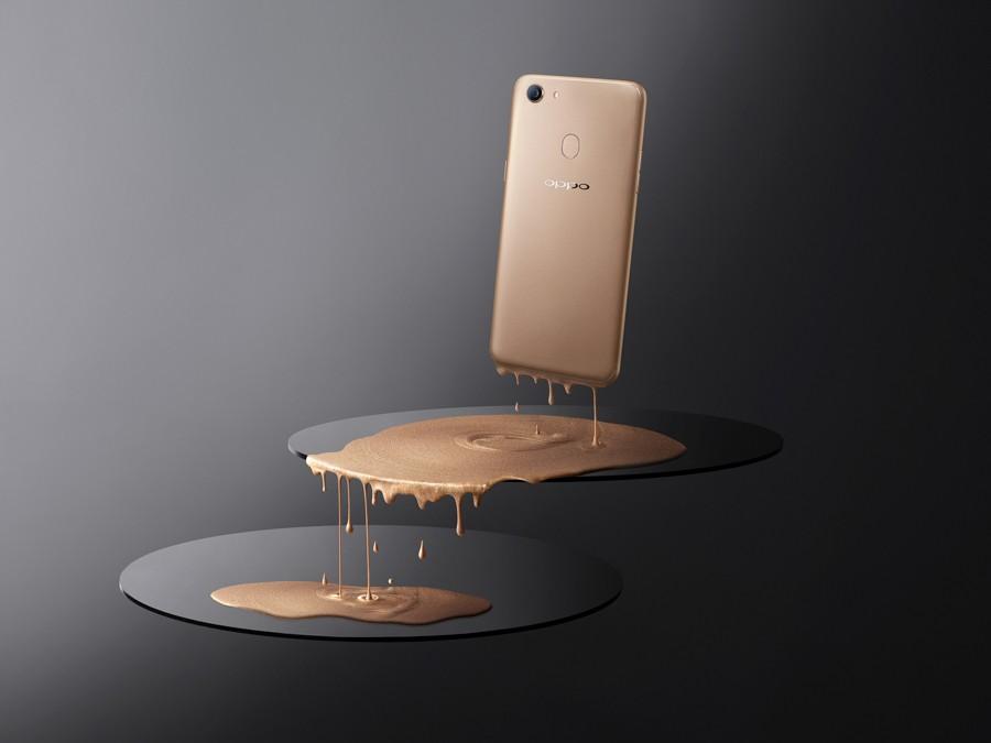 OPPO выпустила новый смартфон F5 с революционной технологией SelfieTune