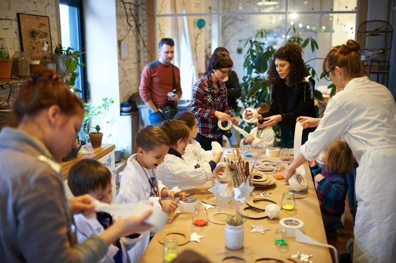 Чем заняться с детьми на новогодних каникулах